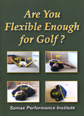 Golf Stretch DVD Cover
